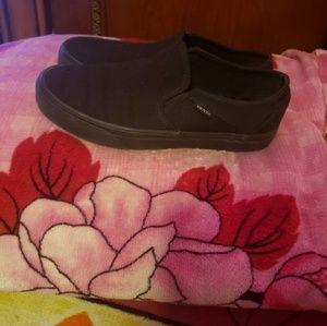 Slip on vans shoes